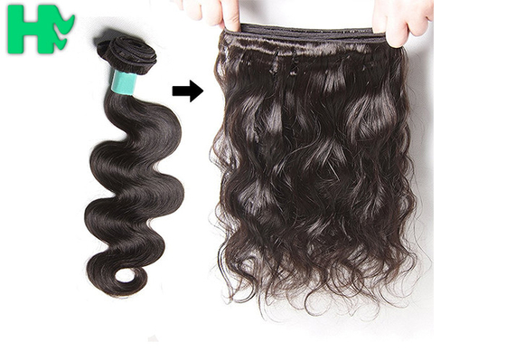 China Big Stock Virgin Indian Human Hair Extension Remy Human Hair Body Wave supplier