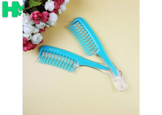 China Anti - Tie Knot Straight Hair Comb Hair Comb Plastic Type For Curly Hair supplier