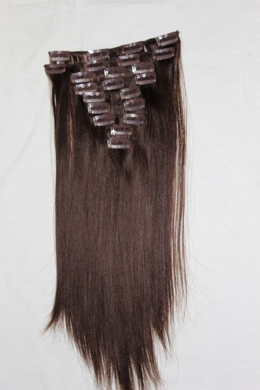 Heat Resistant Synthetic Hair Extensions