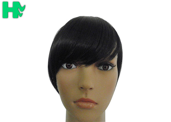 Synthetic Hair Straight Clip In Extension Fringe Bang Headbands Front Hair Bangs