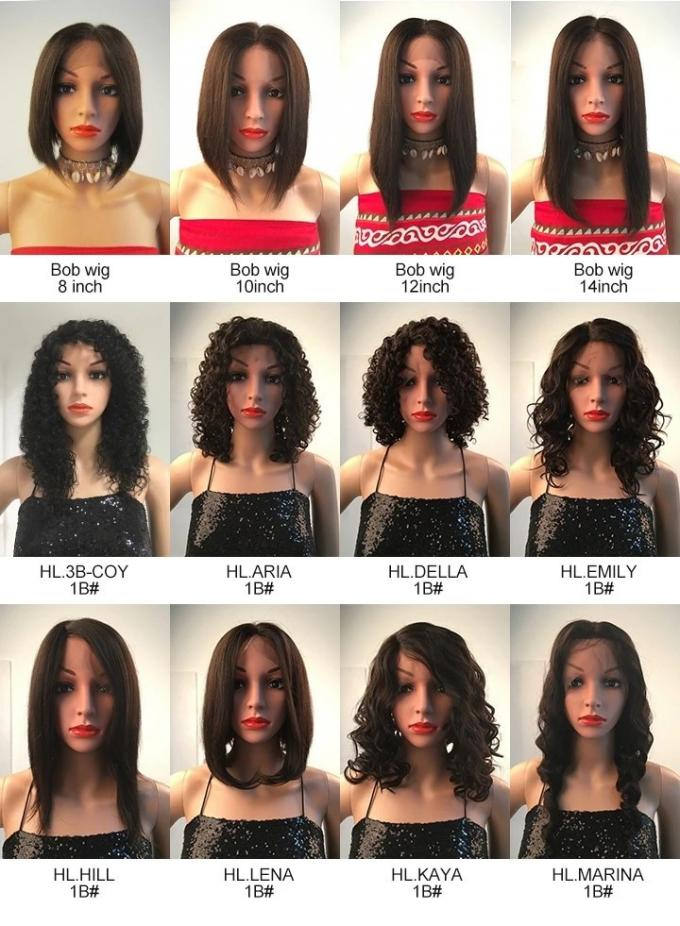 Fashion Sexy Short Straight Cosplay Party Hair Wigs For Women / Girls